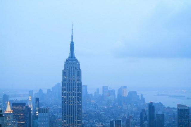 L'accès à l'observatoire de l'Empire State Building est... (PHOTO ARCHIVES GETTY IMAGES)