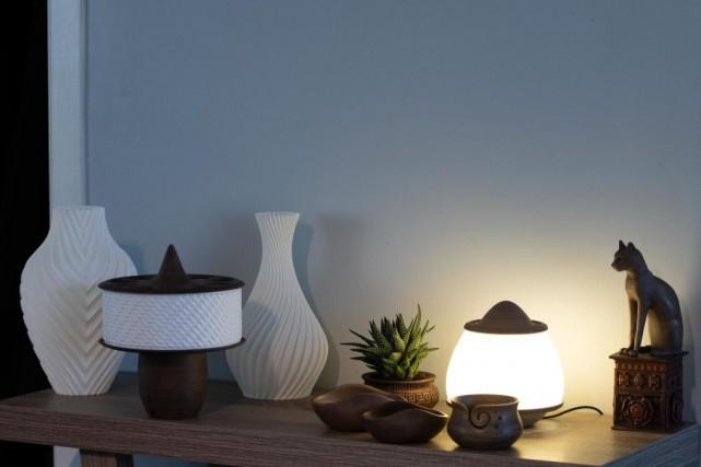 Vases, lampes, objets déco... tous ces objets ont... (PHOTO JACQUES BOISSINOT, COLLABORATION SPÉCIALE)