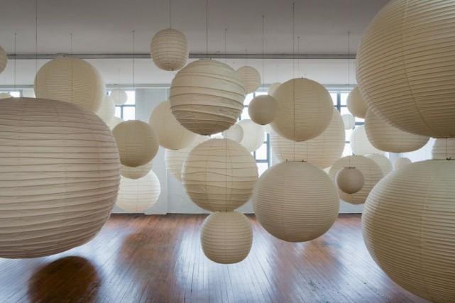 Exposition Akari Sculpture by Other Means au musée... (Photo Nicholas Knight, fournie par le musée Noguchi)