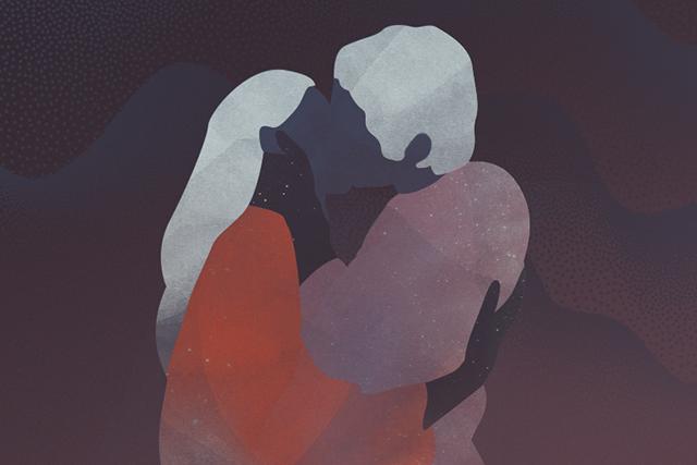Le baiser soufflé