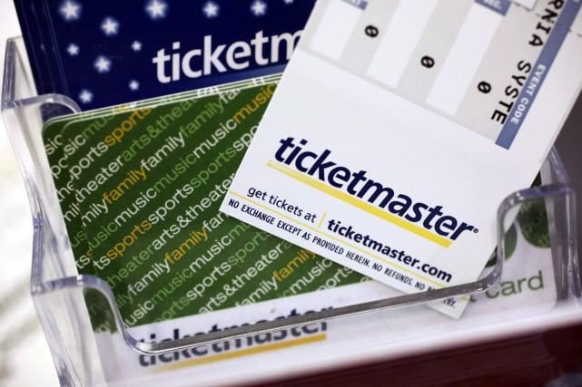 Le logiciel TradeDesk de Ticketmaster permet aux utilisateurs... (Photo Paul Sakuma, archives La Presse canadienne)
