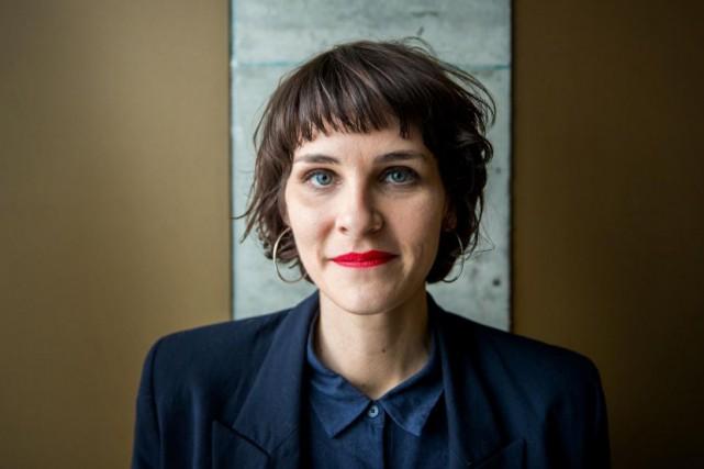 La comédienne et dramaturge DominiqueLeclerc présentera sa pièce... (Photo MarcoCampanozzi, Archives La Presse)