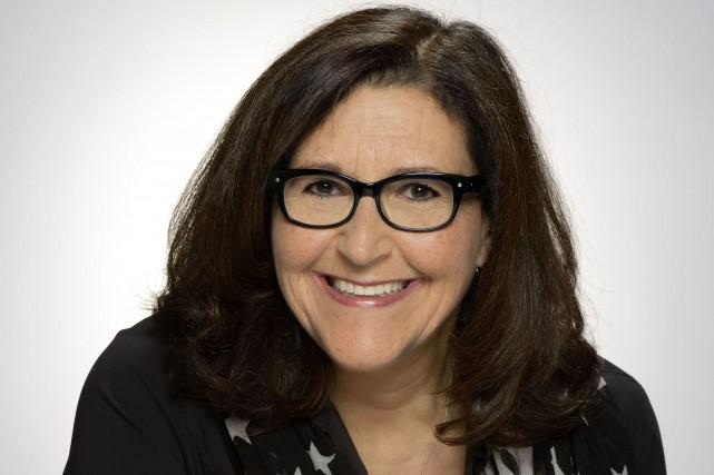 Louise Lantagne, présidente et chef de la direction... (Photo Jean Bernier, fournie par Radio-Canada)