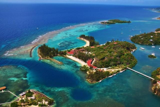 Fantasy Island Beach Resort, Dive and Marina, à... (Photo tirée du site deFantasy Island Beach Resort, Dive and Marina)