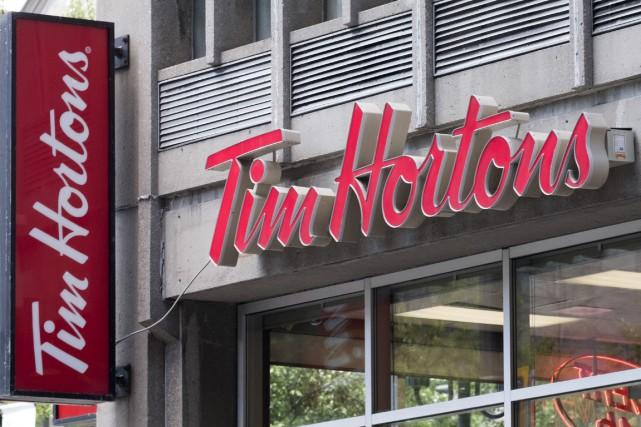 Les poursuites allèguent que Restaurant Brands International, la... (Photo Paul Chiasson, archives La Presse canadienne)