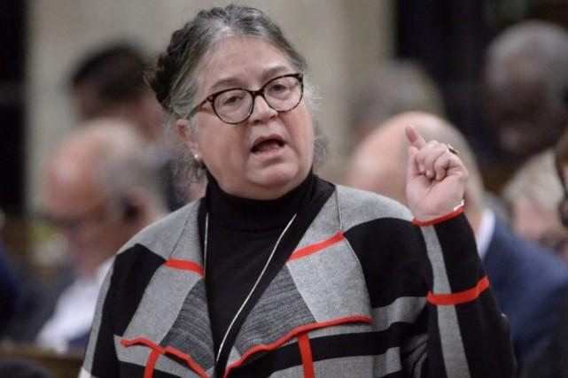 La ministre du Revenu national Diane Lebouthillier... (PHOTO ADRIAN WYLD, ARCHIVES LA PRESSE CANADIENNE)