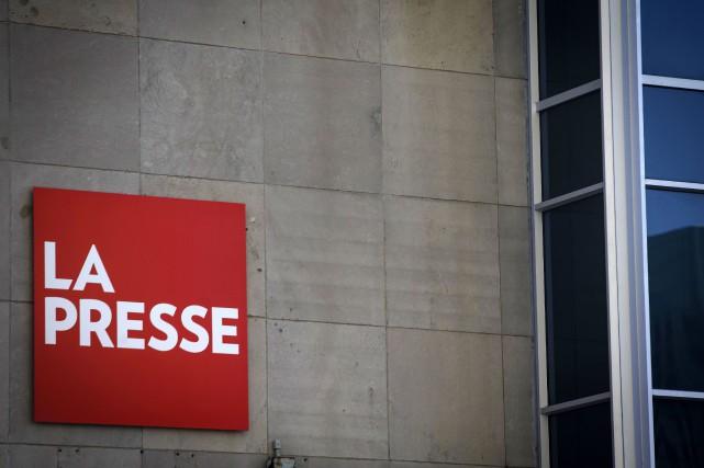 La Presse évolue, mais sa mission demeure la même : produire une... (Photo Olivier Jean, archives La Presse)