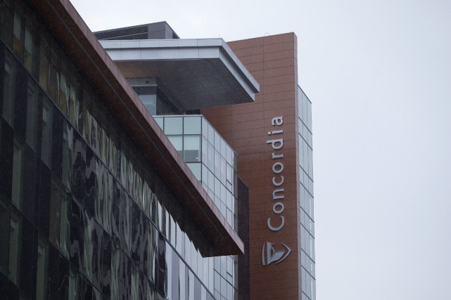 Selon la plaignante, Concordia a traité sa plainte... (Photo Robert Skinner, archives La Presse)
