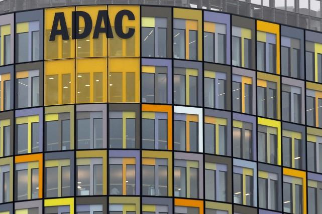 Le siège social de l'ADAC à Munich.... (Photo MICHAELA REHLE, archives REUTERS)