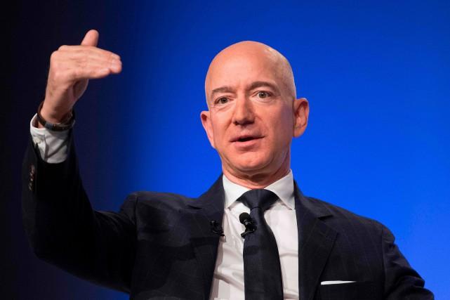 Chantage dénoncé par Jeff Bezos: enquête interne auNational Enquirer