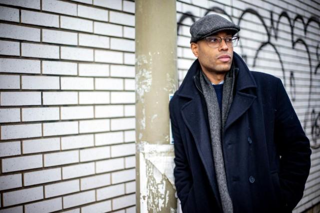 Le rappeur Webster lance ces jours-ci un album... (Photo David Boily, La Presse)