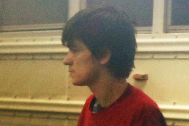 Alexandre Bissonnette a été condamné à la prison... (PhotoMathieu Bélanger, archives Reuters)