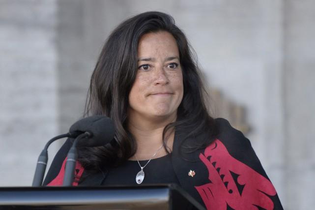 Jody Wilson-Raybould... (Photo Adrian Wyld, archives LA PRESSE CANADIENNE)