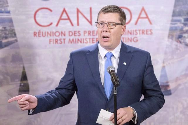 Le gouvernement de la Saskatchewan a demandé à... (Photo Ryan Remiorz, PC)
