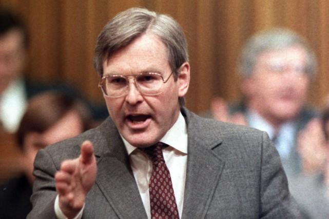 Michael Wilson à la Chambre des communes en... (ARCHIVES PC)