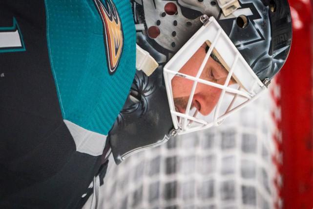 Les Ducks d'Anaheim ne sont plus une puissance... (Photo Olivier Jean, La Presse)