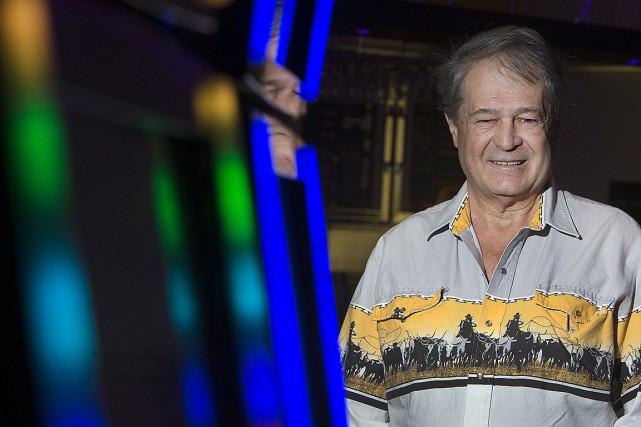 Guy Émond s'est fait largement connaître au Québec... (Photo Robert Skinner, archives La Presse)
