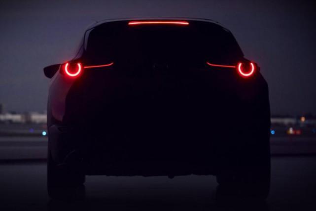 Le nouveau multisegment Mazda CX-4.Seule une image peu... (Photo fournie par Mazda)