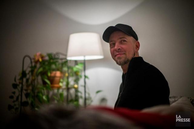 Le musicien MaximeDupuis a été victime d'une erreur... (PHOTO OLIVIER JEAN, LA PRESSE)