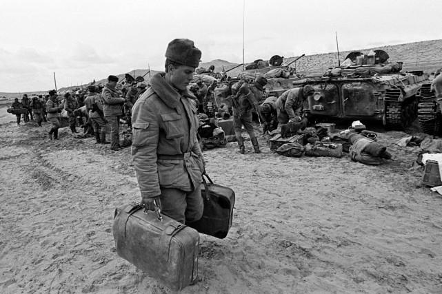 Après dix ans de conflit, 1,5 million de... (Photo REUTERS)