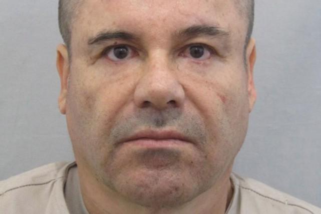 Joaquin «El Chapo» Guzman... (Photo archives REUTERS)