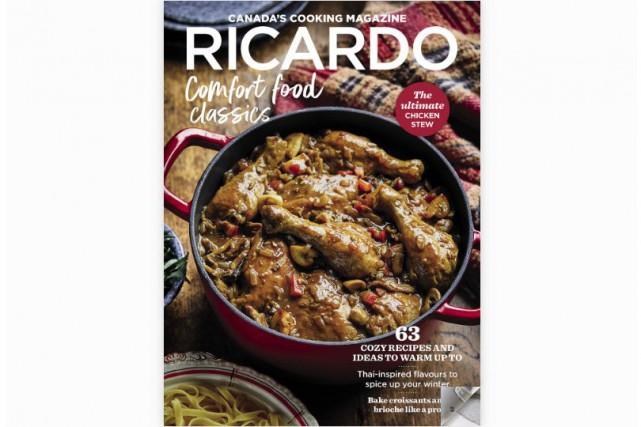 Ricardo Media a annoncé mardi la fin de la publication de la version anglaise... (Capture d'écran)