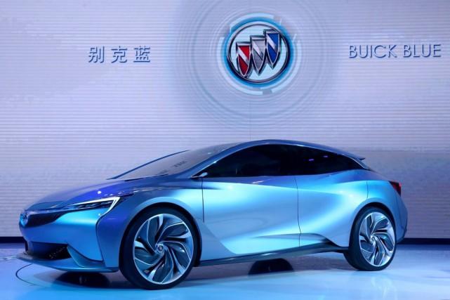 General Motors lancera en Chine une demi-douzaine de nouveaux véhicules...