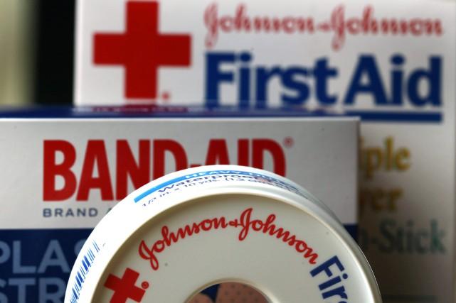 Johnson & Johnson, qui ambitionne de «simplifier la... (Photo John Raoux, AP)
