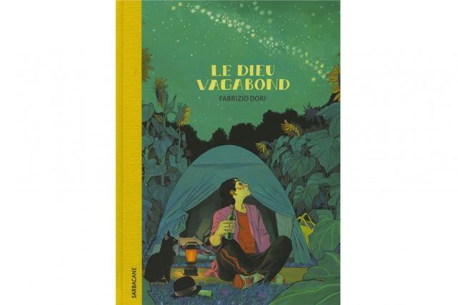 Le dieu vagabond, de Fabrizio Dori... (Image fournie par l'éditeur)