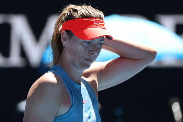 Maria Sharapova... (Photo Lucy Nicholson, archives Reuters)