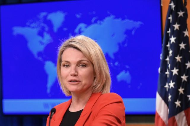 nouvel ordre mondial   Heather Nauert retire sa candidature au poste d'ambassadrice à l'ONU