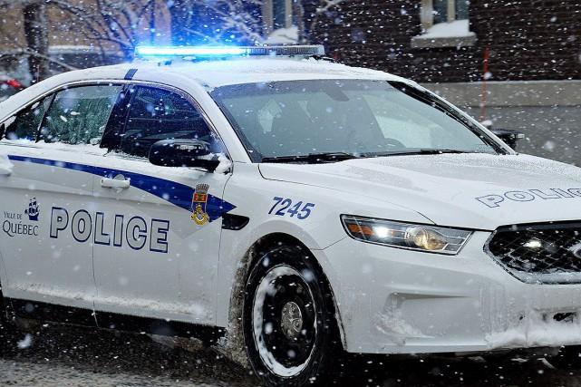 Une femme ayant été poignardée par son fils à Québec a succombé à ses... (Photo Erick Labbé, archives Le Soleil)