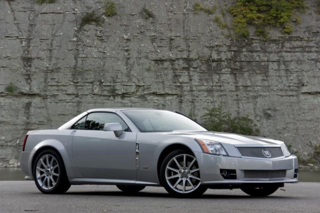 Perdre un panneau de toit à 110 km/h... (Photo Cadillac)