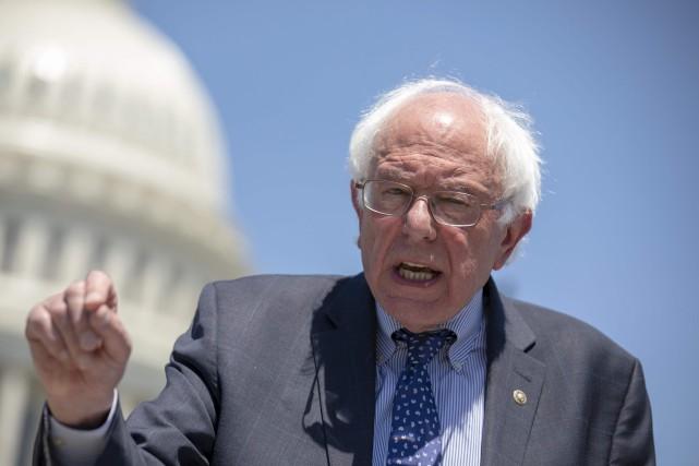 nouvel ordre mondial | L'effet Bernie Sanders: cap à gauche chez les démocrates américains