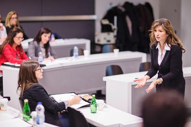 Mariola Wielgopolan est l'une des intervenantes de l'Institut...