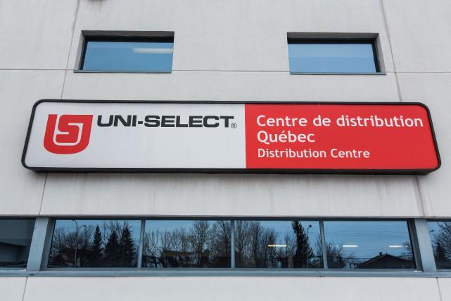 Les ventes sont demeurées stables, à 419millionsUS, alors... (Photo Edouard Plante-Fréchette, archives La Presse)
