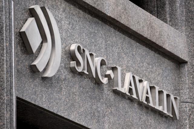 Au même moment l'an dernier, SNC-Lavalin affichait un... (Photo Paul Chiasson, archives La Presse canadienne)