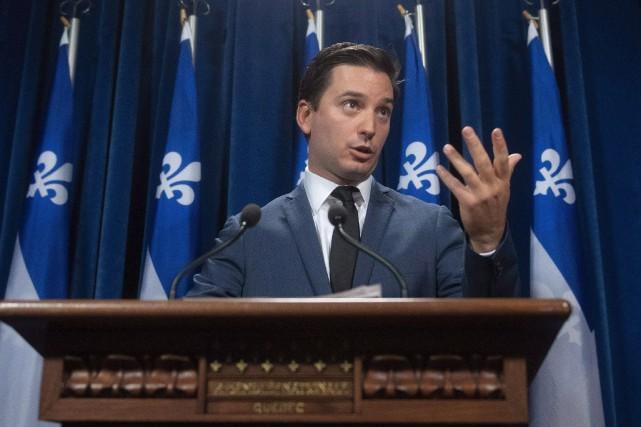 «C'est le Parti libéral qui devrait s'excuser relativement... (PHOTO JACQUES BOISSINOT, ARCHIVES LA PRESSE CANADIENNE)