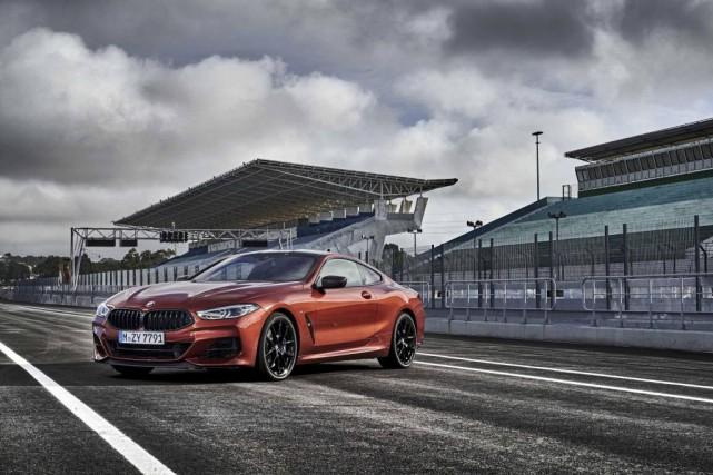 La Série8 de BMW reprend du service après... (PHOTO FOURNIE PAR BMW)