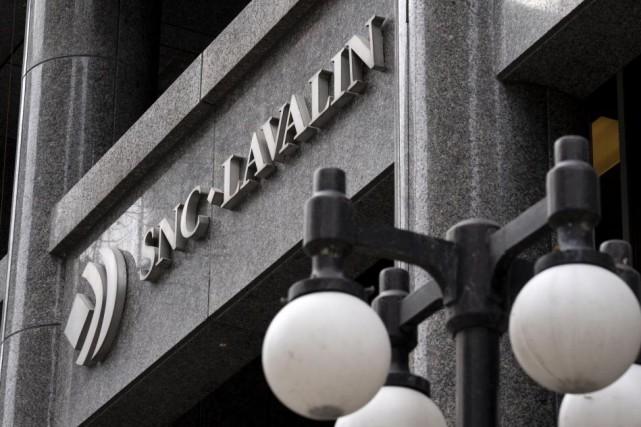 «SNC-Lavalin est une des rares multinationales ayant pignon... (PHOTOPAUL CHIASSON, ARCHIVES LA PRESSE CANADIENNE)