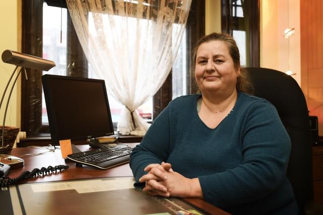La directrice de la Fédération des maisons d'hébergement... (PHOTO BERNARD BRAULT, ARCHIVES LA PRESSE)