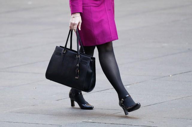 Les disparités professionnelles entre hommes et femmes n'ont pas connu de... (PHOTO BRENDON THORNE, ARCHIVES BLOOMBERG)