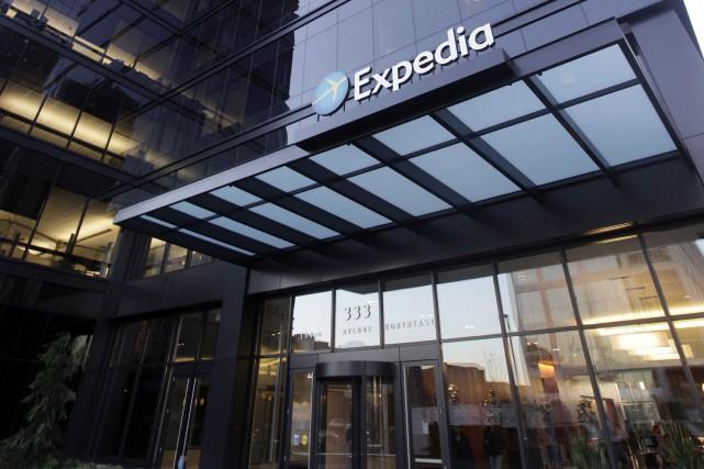 Les sites visés par l'action collective sont Expedia.ca,... (PHOTO ELAINE THOMPSON, ARCHIVES ASSOCIATED PRESS)