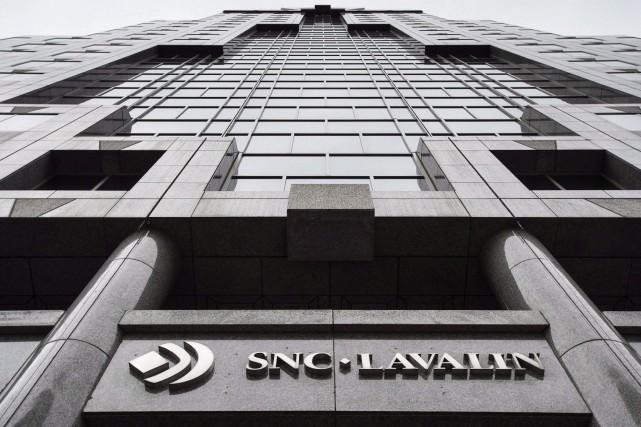 SNC-Lavalin contestait la décision du Service des poursuites... (PHOTO PAUL CHIASSON, ARCHIVES LA PRESSE CANADIENNE)