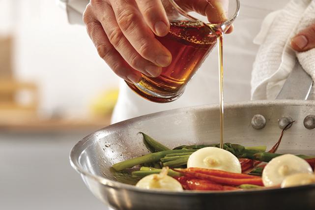 Authentique et savoureux, le sirop d'érable est aujourd'hui considéré par...