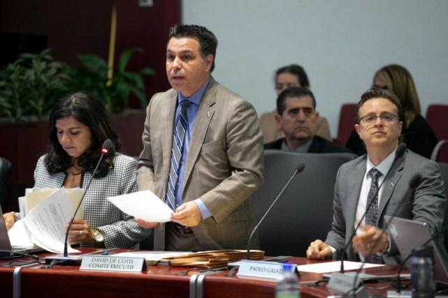 David De Cotis n'entend pas être candidat à la mairie de Laval
