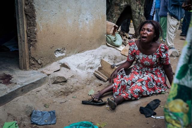 L'ONU demande aux autorités congolaises de «conduire des... (PHOTO ALEXIS HUGUET, AFP)