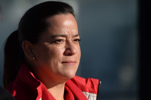 L'ancienne ministre de la Justice, Jody Wilson-Raybould.... (PHOTO ADRIAN WYLD, ARCHIVES LA PRESSE CANADIENNE)