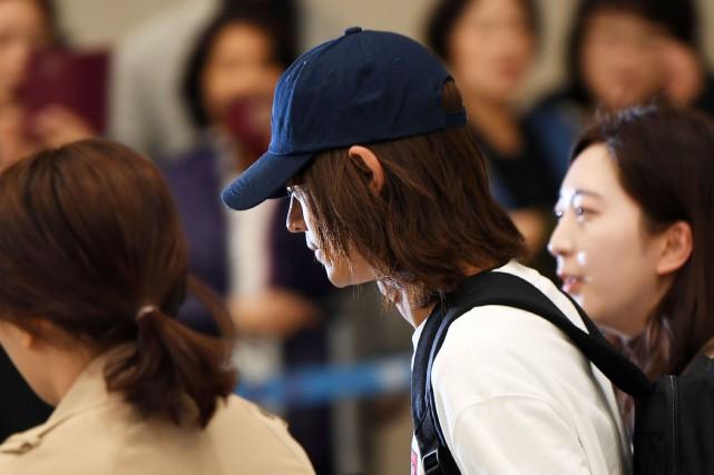 Jung Joon-young, 30 ans, devenu célèbre en Corée... (PHOTO ARCHIVES AFP)