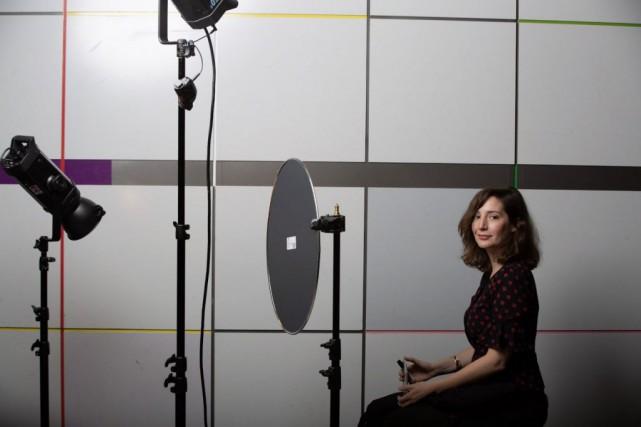 Sandra Rodriguez, directrice de création en réalité virtuelle... (PHOTO FOURNIE PAR SANDRA RODRIGUEZ)